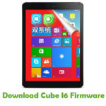 Cube I6 Firmware