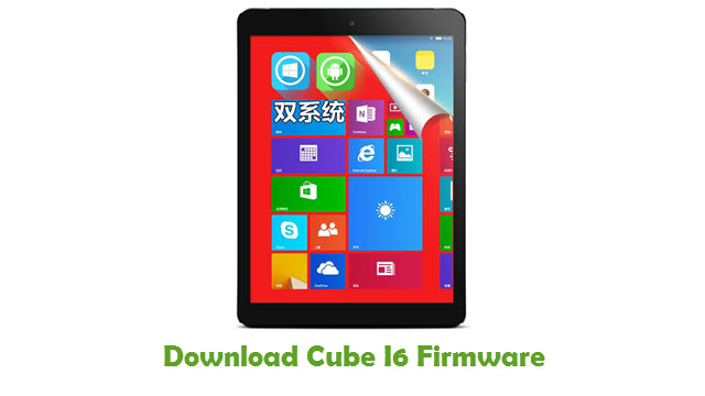 Download Cube I6 Firmware