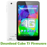 Cube T7 Firmware