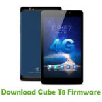 Cube T8 Firmware