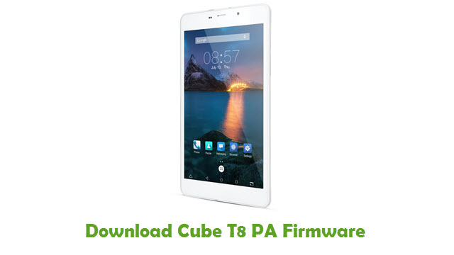 Download Cube T8 PA Firmware