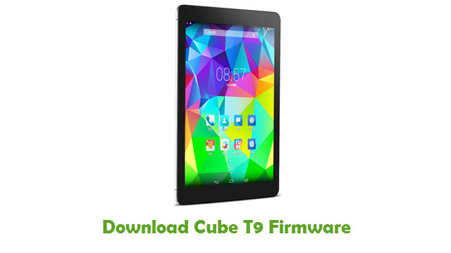 Download Cube T9 Firmware
