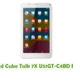 Cube Talk 7X U51GT-C4BD Firmware