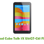 Cube Talk 7X U51GT-C8S Firmware