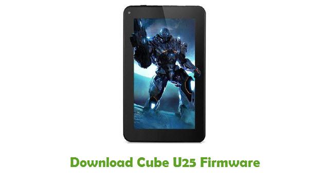Download Cube U25 Firmware