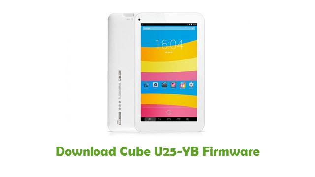 Download Cube U25-YB Firmware