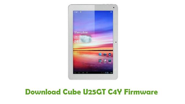 Download Cube U25GT C4Y Firmware