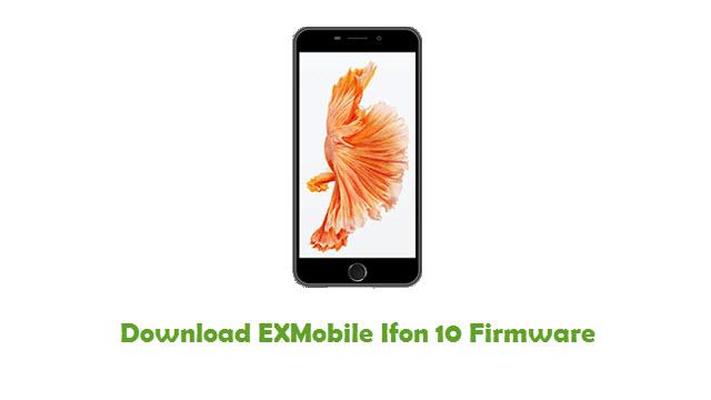 EXMobile Ifon 10 Stock ROM