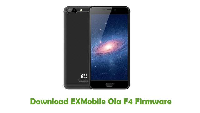 EXMobile Ola F4 Stock ROM