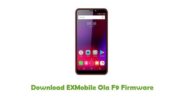 EXMobile Ola F9 Stock ROM
