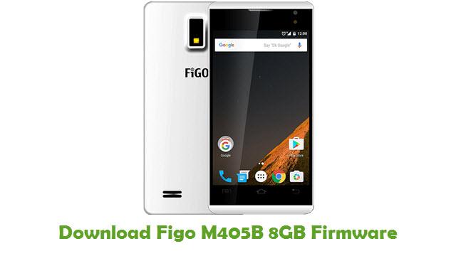 Download Figo M405B 8GB Firmware