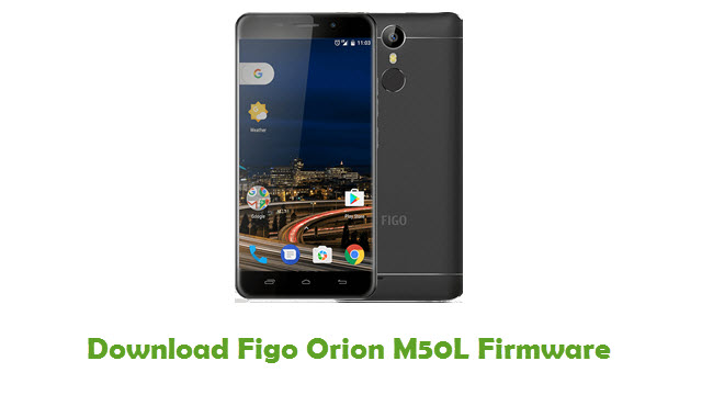 Download Figo Orion M50L Firmware