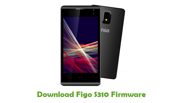 Download Figo S310 Firmware