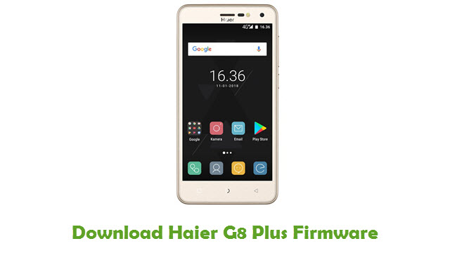 Download Haier G8 Plus Firmware