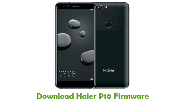 Download Haier P10 Firmware