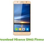 Hisense U962 Firmware