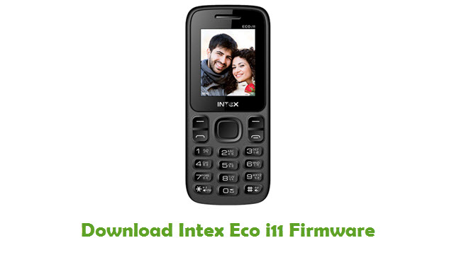Download Intex Eco i11 Firmware