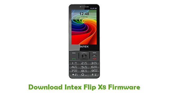 Download Intex Flip X8 Firmware