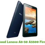 Lenovo A8-50 A5500 Firmware
