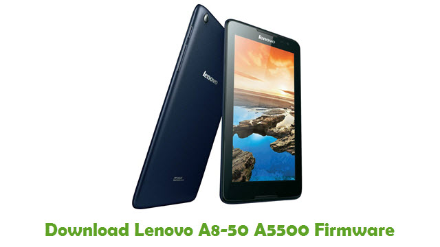 Download Lenovo A8-50 A5500 Stock ROM