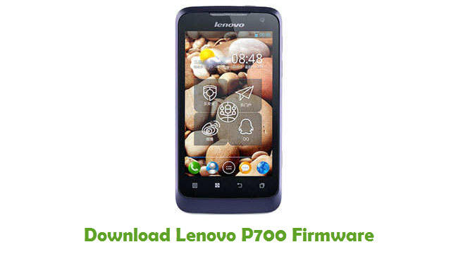 Lenovo P700 Stock ROM