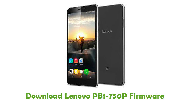 Download Lenovo PB1-750P Firmware