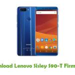 Lenovo Sisley S90-T Firmware
