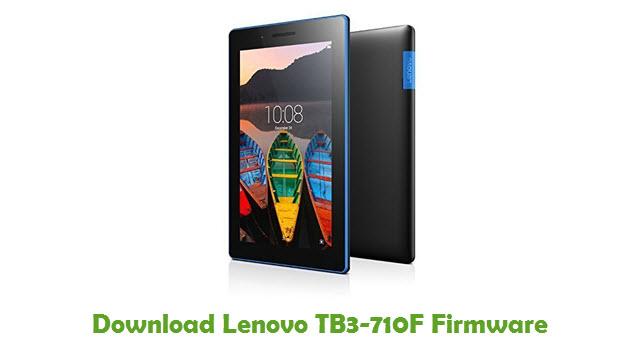 Download Lenovo TB3-710F Stock ROM