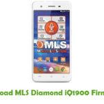 MLS Diamond iQ1900 Firmware