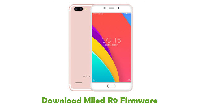Mlled R9 Stock ROM