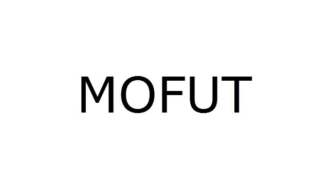 Download Mofut Stock ROM