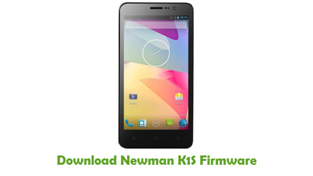 Newman K1S Stock ROM