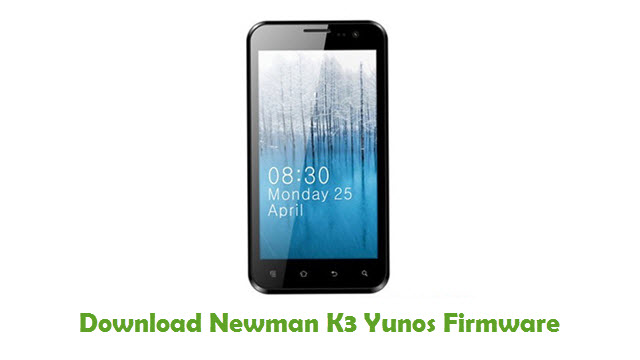 Download Newman K3 Yunos Firmware