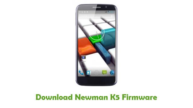 Newman K5 Stock ROM