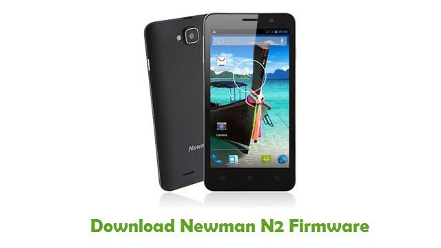 Newman N2 Stock ROM