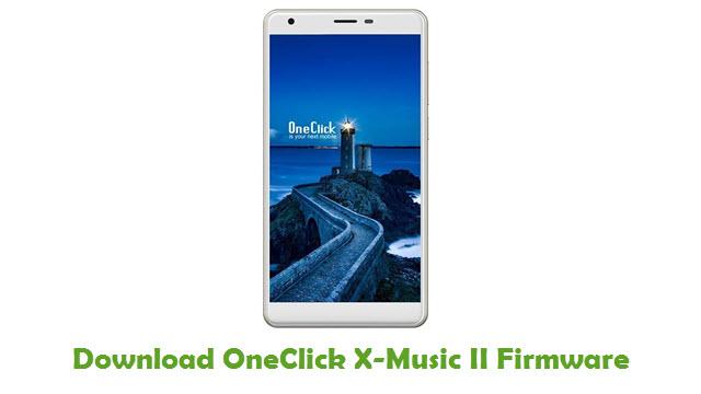 OneClick X-Music II Stock ROM