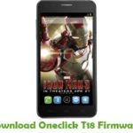 Oneclick T18 Firmware