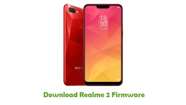 Realme 2 Stock ROM