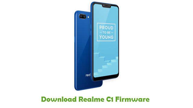 Realme C1 Stock ROM