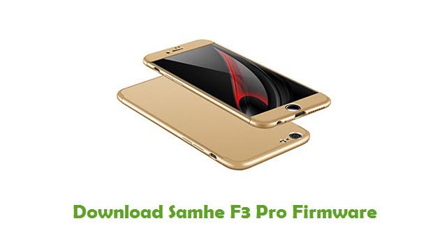 Samhe F3 Pro Stock ROM