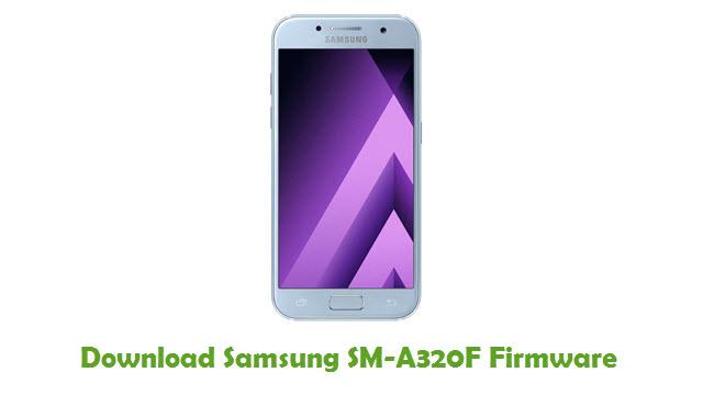 Download Samsung SM-A320F Firmware