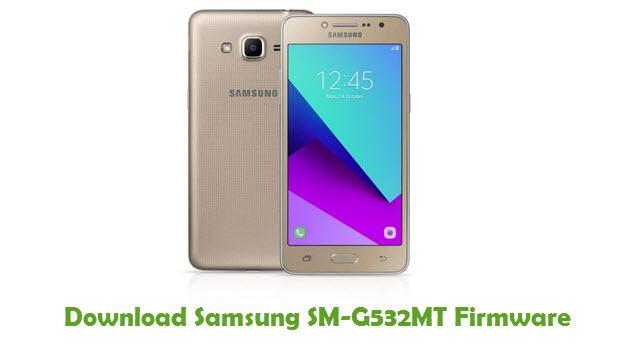 Download Samsung SM-G532MT Stock ROM