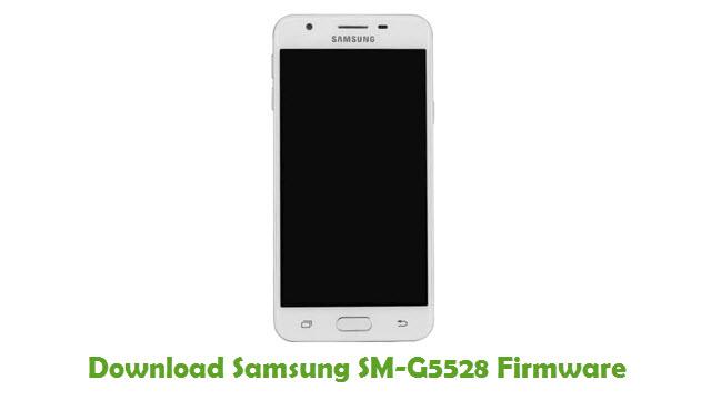 Download Samsung SM-G5528 Stock ROM