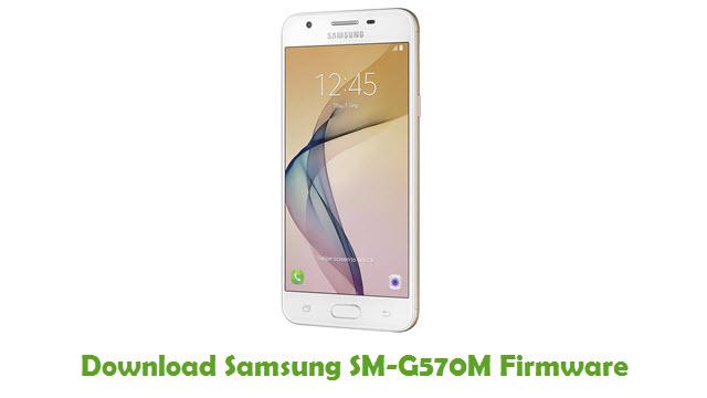 Download Samsung SM-G570M Firmware