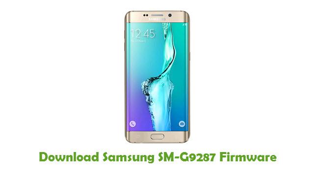 Download Samsung SM-G9287 Firmware