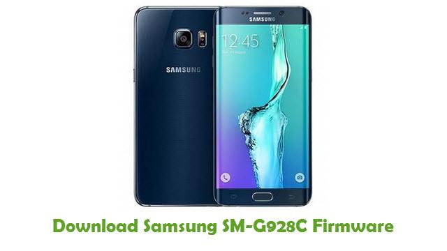 Download Samsung SM-G928C Stock ROM
