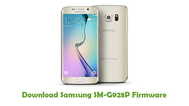 Download Samsung SM-G928P Stock ROM