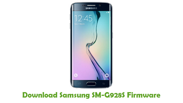 Download Samsung SM-G928S Stock ROM