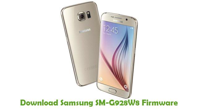 Download Samsung SM-G928W8 Firmware