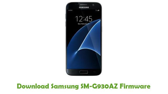 Download Samsung SM-G930AZ Firmware